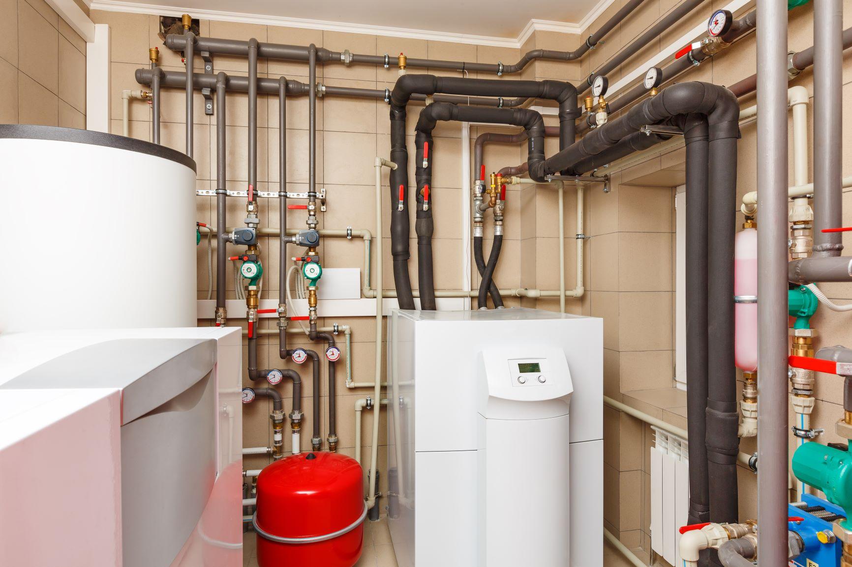 Warmtepompen met elektrisch element